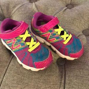 New Balance Baby/Toddler 5.5 sneaker